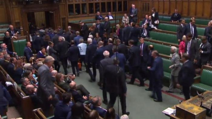 Zwangspause für britisches Parlament ist illegal