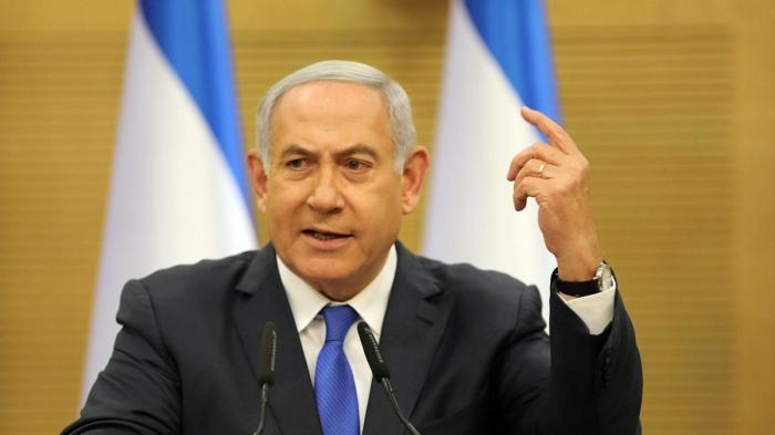 Putinlə görüşə gedən Netanyahudan müharibə mesajı