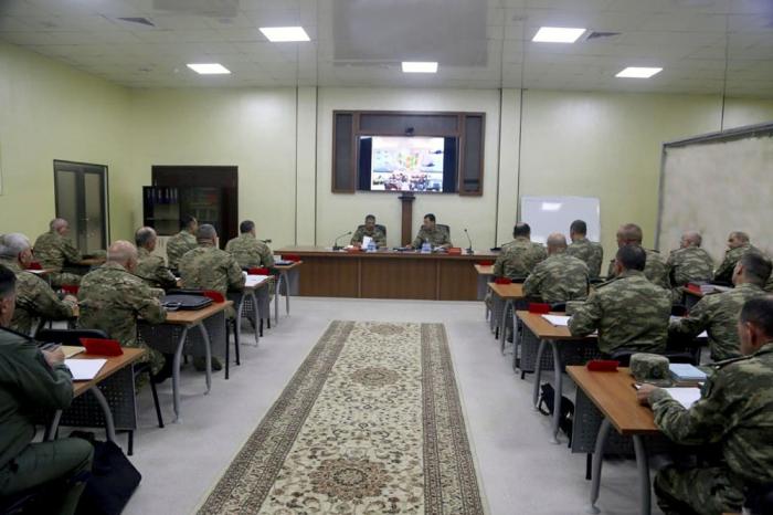 Azerbaijan continues military exercises -  VIDEO