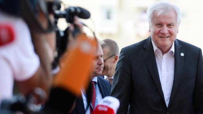 """Seehofer """"vorsichtig optimistisch"""" vor EU-Treffen"""