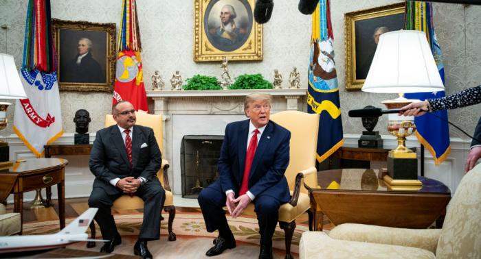 """أثارت ضجة... هل قال ترامب """"البحرين تمتلك 700 مليار وهذا كثير"""""""