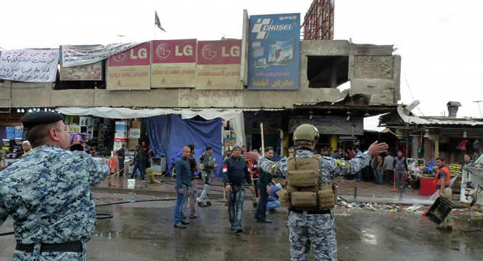 """""""عمليات بغداد"""" تعلن اعتقال 78 إرهابيا منذ أبريل الماضي"""