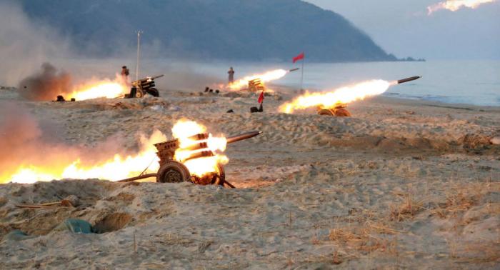 كوريا الجنوبية تنفي شائعات نشر صواريخ كورية شمالية على الجزيرة الحدودية بين البلدين