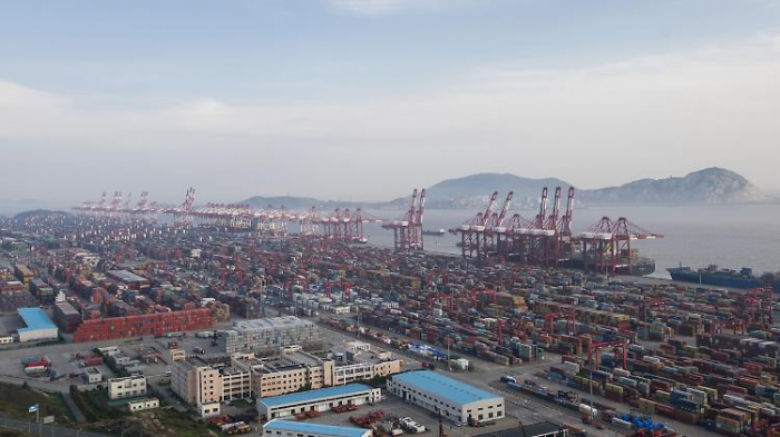 Chinas Außenhandel gerät in Bedrängnis