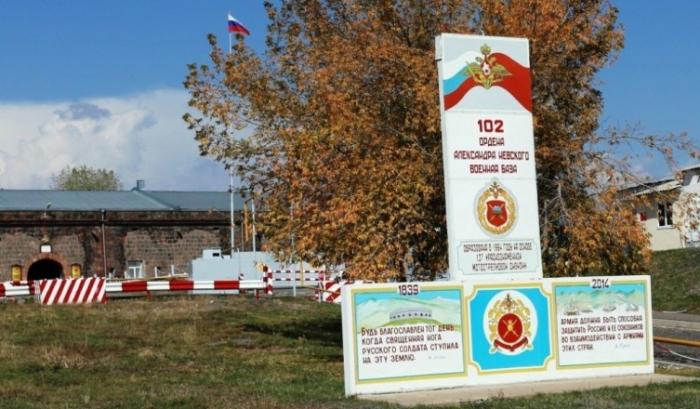 Rusiya hərbçisi Ermənistanda öldü