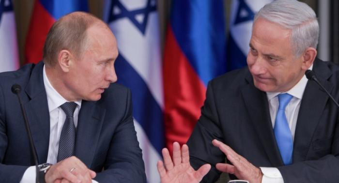 Netanyahu Putinlə görüşə gedir
