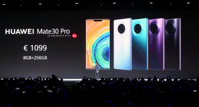 Le nouveau smartphone haut de gamme de Huawei ne sortira pas en France, comme partout en Europe