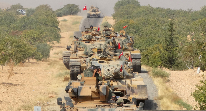 Turkey may launch operation in safe zone in Syria within 2 weeks - Erdogan
