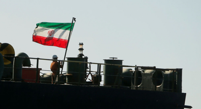 Iranian tanker sought by US