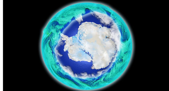 Ozone Hole over Antarctica could be smallest in 30 years