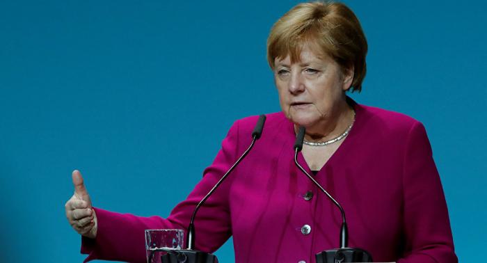 ميركل: سنعمل على تجنب نشوب حرب بالوكالة في ليبيا