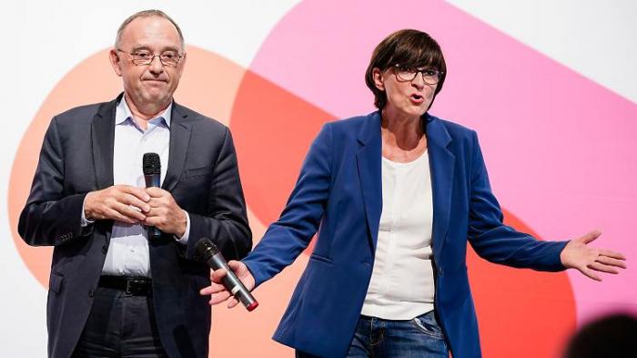Kaum einer kennt die SPD-Kandidaten