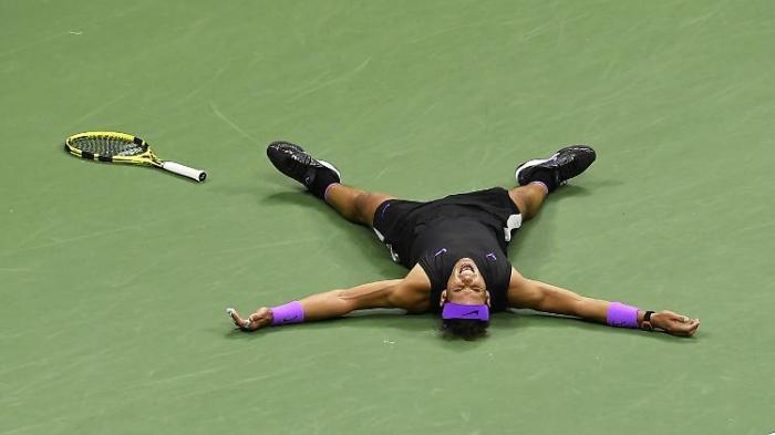 Nadal gewinnt episches US-Open-Finale
