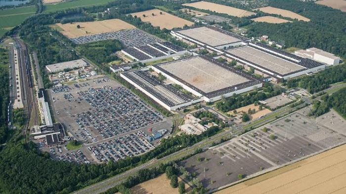 Batteriezellen sollen VW für Zukunft wappnen