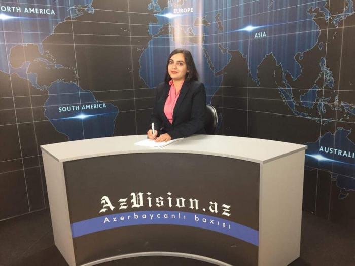 AzVision TV publica nueva edición de noticias en ingléspara el 20 de septiembre-Video
