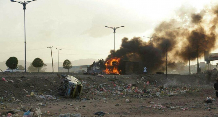 إصابة مدنيين في غارات للتحالف على صعدة