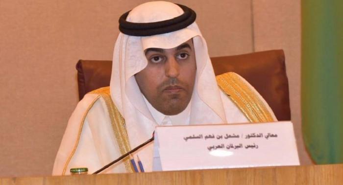 """البرلمان العربي يرفض تصريحات نتنياهو بشأن """"فرض السيادة"""" على أراض من الضفة"""