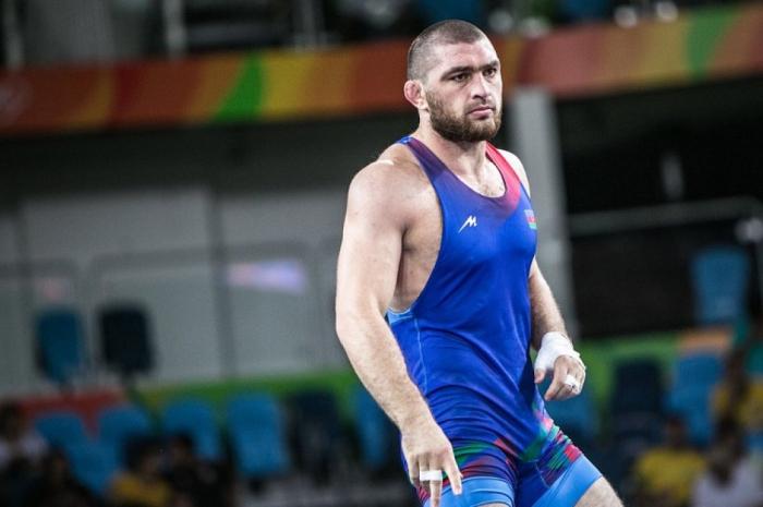 Şərif Şərifov finalda uduzdu