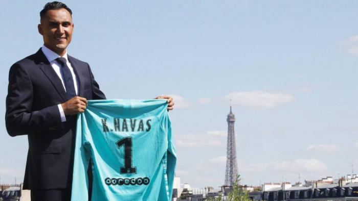 Keylor Navas ficha por el PSG, que cede al Madrid a Areola