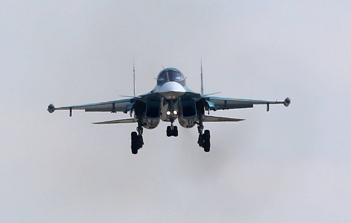 Two Su-34 jets collide in Russia due to pilots' error — source