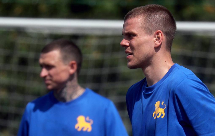 Russian football players convicted for fights to be released on parole on September 17