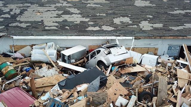 Ascienden a 43 los muertos en Bahamas tras el paso del huracán Dorian