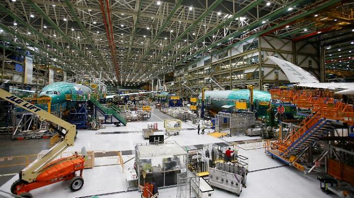 Boeing erleidet Rückschlag mit neuer 777X