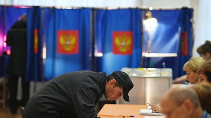 Rusiyada vahid səsvermə keçirilir