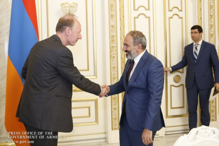 """Auswärtiges Amt:  """"Wir warnen vor möglichen Konsequenzen eines Besuchs in die Region Berg-Karabach"""""""