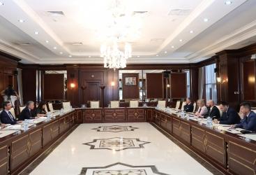 العلاقات السياسية بين أذربيجان وكرواتيا في المستوى الجيد