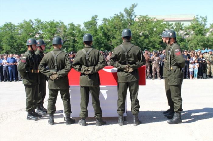 Un soldado turco cae mártir al estallar artefacto explosivo colocado por la banda terrorista PKK