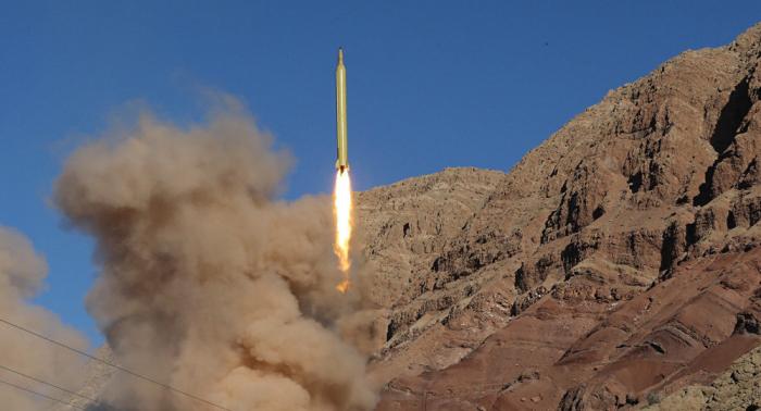 El Ejército israelí anuncia que fuerzas iraníes lanzaron cohetes desde Siria contra Israel