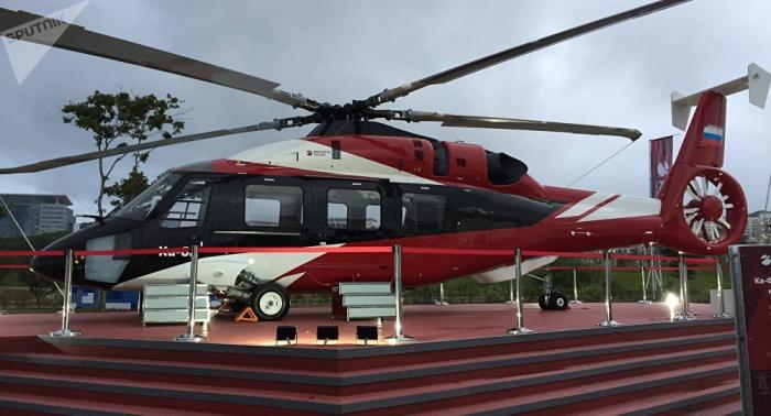 Ka-62-Hubschrauber soll auf französischen Antrieb verzichten