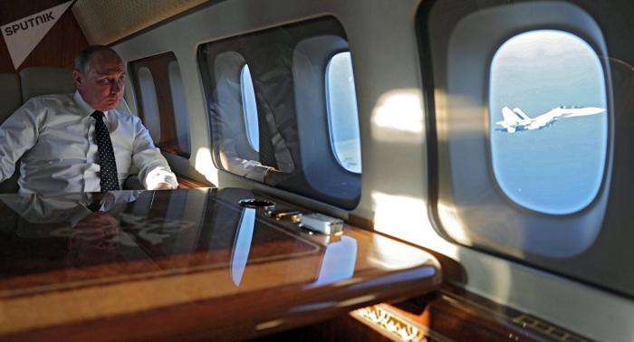 Ex-Pilot von Präsidentenjet berichtet über gefährlichen Flug mit Putin