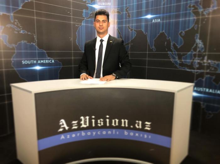 AzVision TV publica nueva edición de noticias en alemán para el 09 de septiembre-  Video