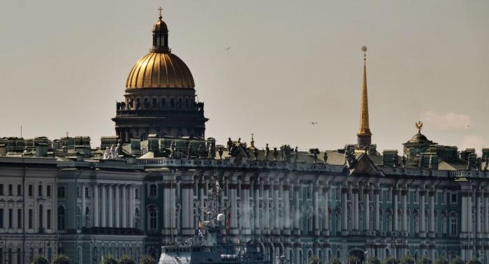 Erstmals in Russland:   St. Petersburg empfängt Delegaten der Weltorganisation für Tourismus