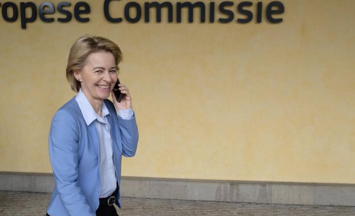 Von der Leyen ultima el Ejecutivo europeo más paritario de la historia de la UE