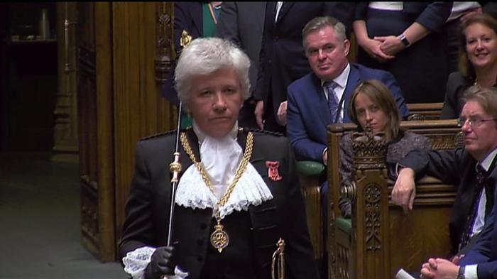 Brexit: Parliament suspension begins as Johnson