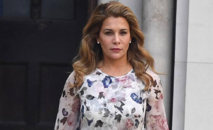 El rey de Jordania toma partido y apoya a su hermana, la princesa Haya