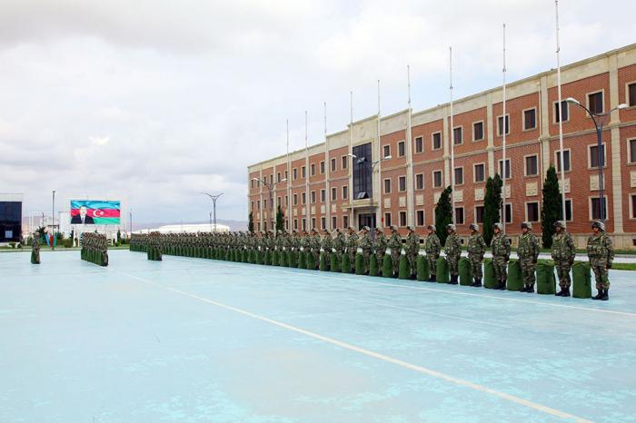 Aserbaidschanische Soldaten nehmen an internationalen Übungen in Deutschland teil