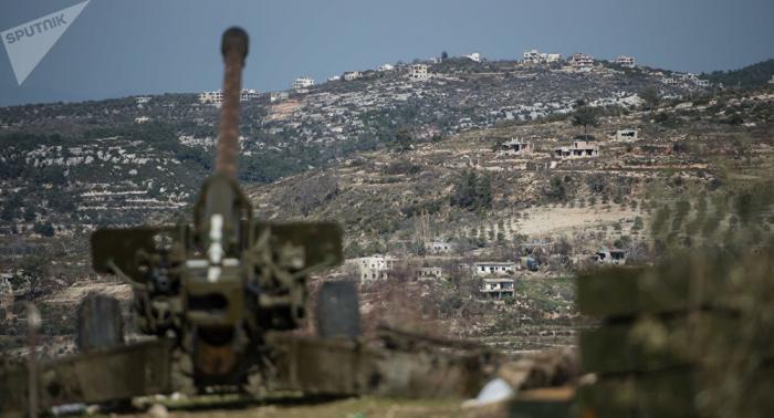 Idlib:   Russlands Verteidigungsministerium dementiert Meldungen über Verletzung der Waffenruhe