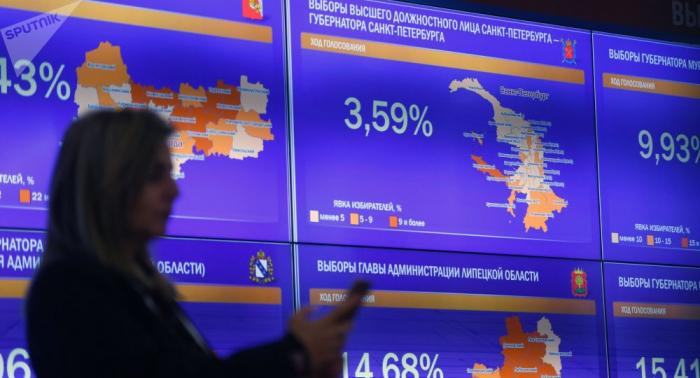 Eindrücke eines deutschen Beobachters bei Regional- und Kommunalwahlen in Russland – Interview