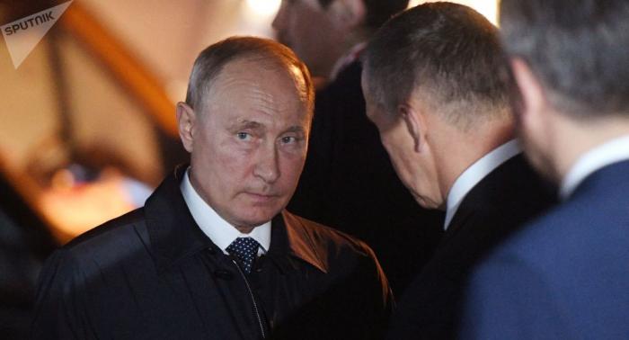 Angeblicher US-Spion:   Smolenkow war laut Putin-Sprecher im Kreml tätig