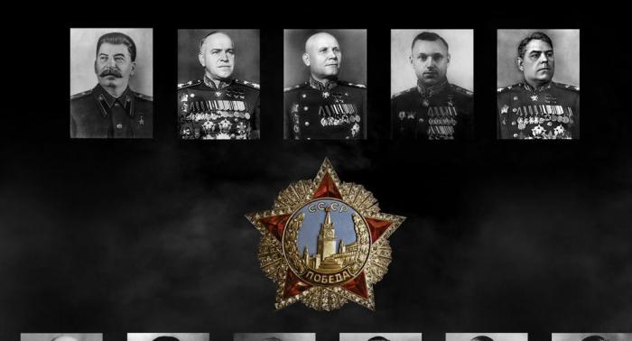 """Stalin, Schukow & Co : Die Feldherren des """"Großen Vaterländischen Krieges"""" - Ausstellung"""