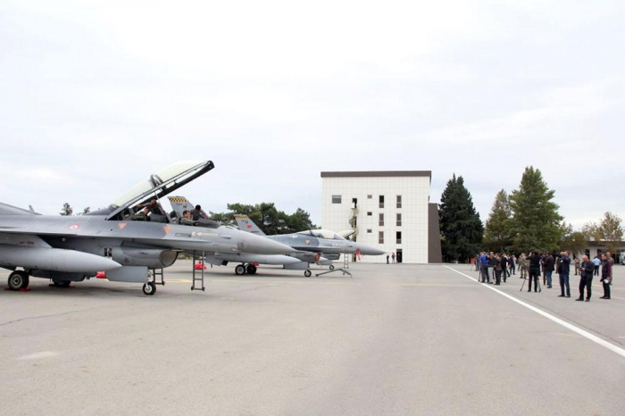 Media reps watch TurAz Qartali-2019 exercises in Azerbaijan