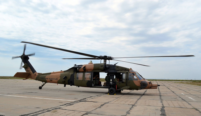 Flights carried out during TurAz Qartali-2019 exercises in Azerbaijan -   VIDEO