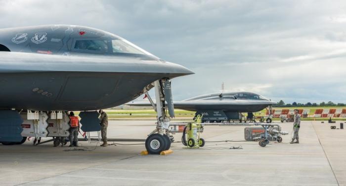 Wie nah US-Jets an Russlands Grenzen fliegen? – US-Luftwaffe gibt keine Daten frei
