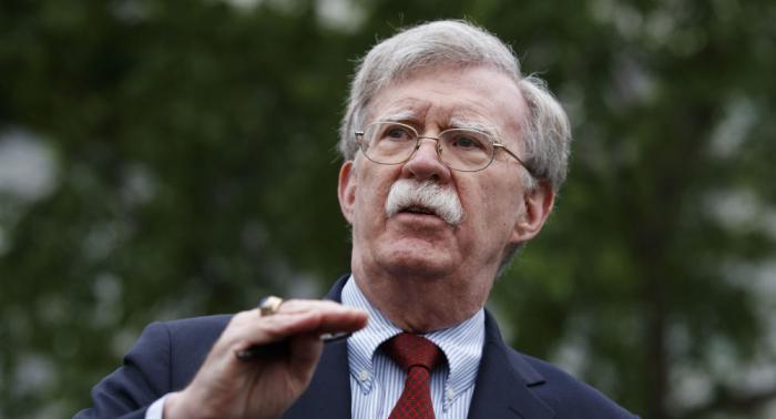 Las     cinco     guerras perdidas de John Bolton