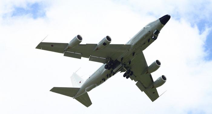 Britisches Flugzeug spioniert nahe nordwestlicher Grenze Russlands