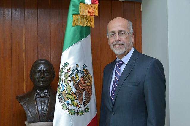 MexikosBotschafter erörtert die Aussichten für eine Zusammenarbeit mit aserbaidschanischem Wirtschaftsminister